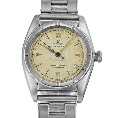 FS- Rolex 5013 Oyster Perpetual Chapter Ring Dial