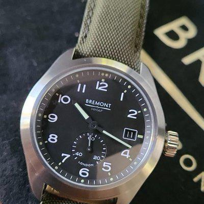 FSOT: Bremont Broadsword Military Watch - Dirty Dozen, Armed Forces/Ministry Of Defense Collection, Complete Set - $1,975
