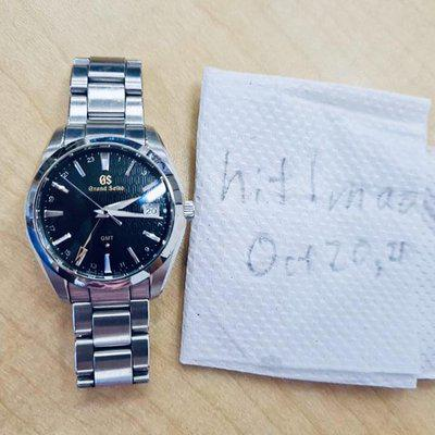 [WTS] Grand Seiko SBGN007 - Limited Edition 9F GMT - full kit - $2900 shipped worldwide