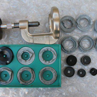 FS: Vintage Rolex case opener 1001