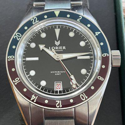 Lorier Hyperion GMT