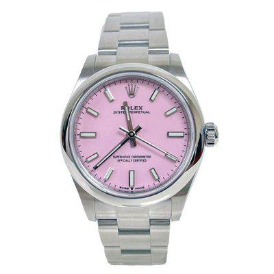 FS: Rolex Oyster Perpetual No Date 31mm 277200 PINK