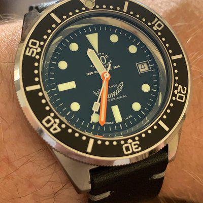 [WTS/WTT] limited edition Squale 1521 (reduced)