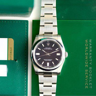 Rolex Oyster Perpetual 36mm | 116000 - Factory Warranty