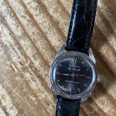 [WTS/WTT] Vintage Bulova Automatic with sunburst dial - REDUCED to $225