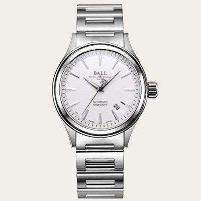 FS: BALL Victory 40mm NM2098C-S3J-WH - US$1089. Authentic and Brand New.