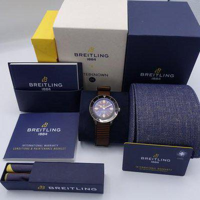 FS Breitling Super Ocean Heritage '57 OuterKnown $6945 USD