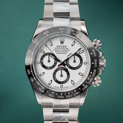FS: 2019 Rolex Daytona 116500 White Dial with Box and Papers