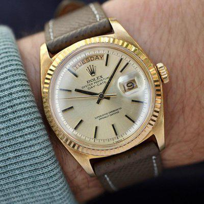 [WTS] 1979 Rolex Day-Date Ref. 1803 | Non-Lume Dial