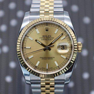 [WTS] 2006 Rolex Datejust Ref. 116233   Box and Papers