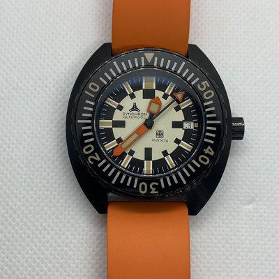 FS: Synchron Military PVD Limited Edition