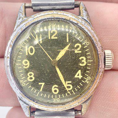 [WTS] Very Special WW2 Era Elgin A-11 Military Issue Watch STORY IN DESCRIPTION