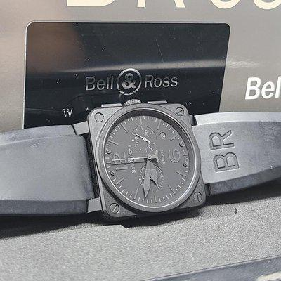 Bell and ross Black pvd