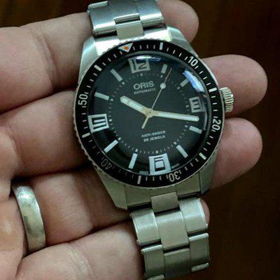 [WTS] Oris Divers Sixty-Five 'Maxi' Topper Edition - Limited Edition of 165 **Final Price Drop**