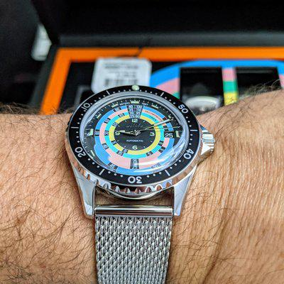 [WTS] Mido Ocean Star Decompression Timer 1961 Limited