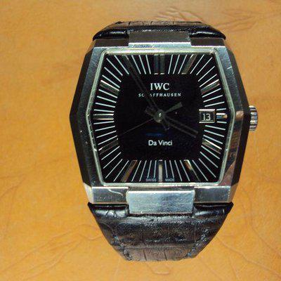 FS:IWC SCHAFFHAUSEN Da Vinci & IWC INGENIEUR and Cartier Santos 100 custom straps. Cheergiant straps