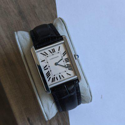 WTS: Cartier Tank Solo Large