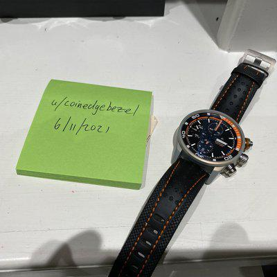 [WTS] Maurice Lacroix Pontos S chronograph near mint 1600 shipped