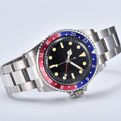 Submariner Gmt Vintage automatic high dome cyrstal