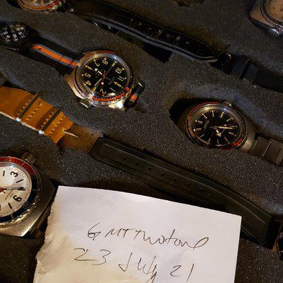 [WTS][REDUCED] Huge Vostok Amphibia rare collection
