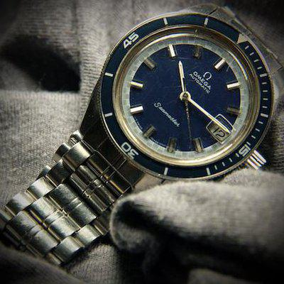 FS: Omega Seamaster 60 Big Crown 166.062