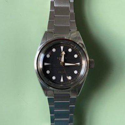 SOLD: Lorier Falcon Series 2 - automatic - 36mm - excellent condition