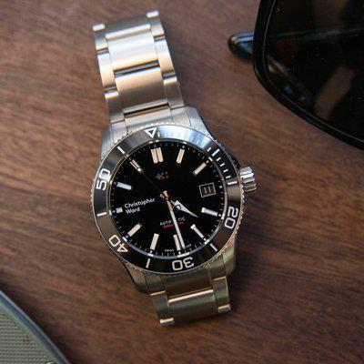 [WTS] Christopher Ward 38mm C60 - Excellent - Full Kit dated 04 2021