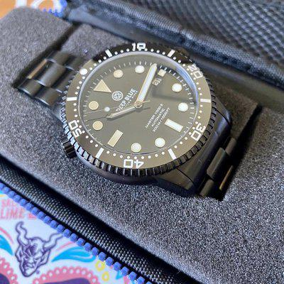 For Sale: Deep Blue PVD 44mm Master 1000 II with PVD bracelet and Strap / Only $190 shipped to your door!