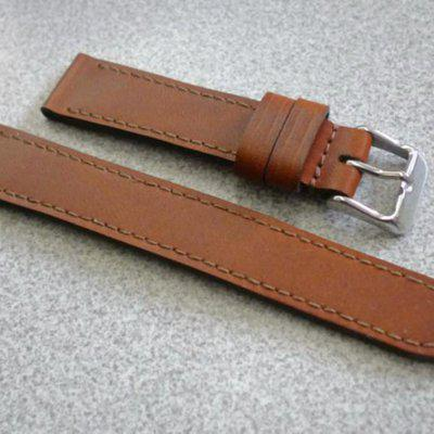 18, 20 and 22 mm hand made straps