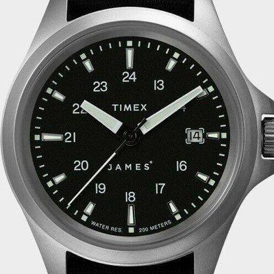FS: The James Brand x Timex Expedition North Titanium 41mm Automatic Watch - #69/500