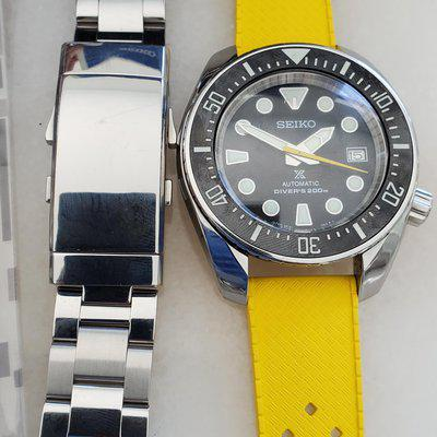 Upgraded-modded Seiko Sumo SBDC031 in USA for $495