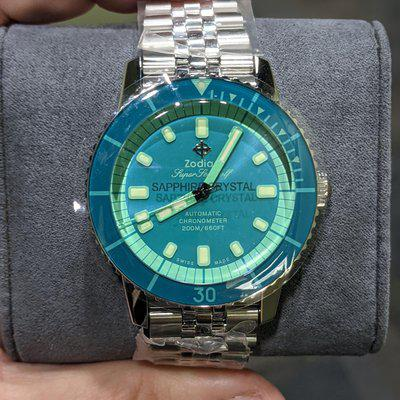 [WTS] Limited Edition Zodiac Sea Wolf - COSC Certified - $1699