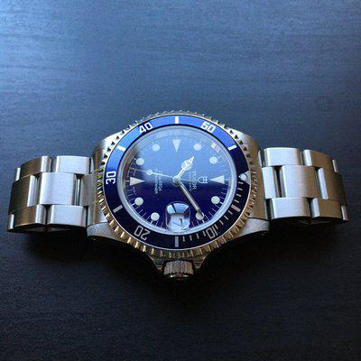 "WTT | TUDOR SUBMARINER ""BLUE"" 