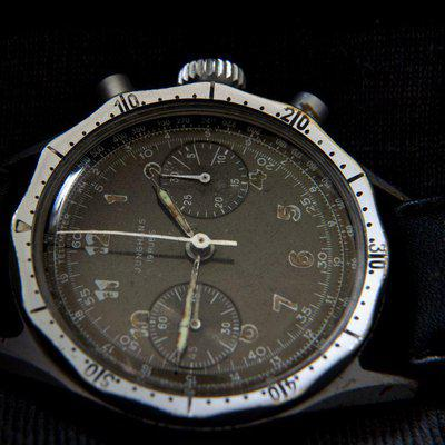 FS - Junghans Type 88 military issued chronograph watch