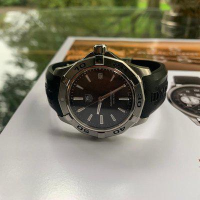FS Tag Heuer Aquaracer with OEM Dive Strap $495OBO
