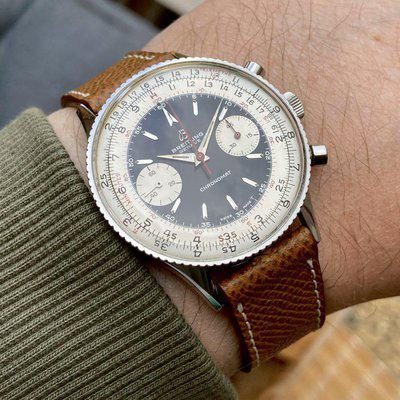 FS - Breitling Chronomat 808 (Mark II) from the late 1960s