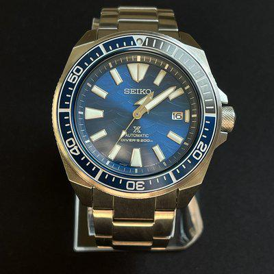 """[WTS] Seiko SRPD23 """"Great White Shark"""""""