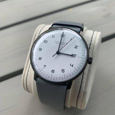 [WTS] Junghans Max Bill Automatic (Black/White 38mm)