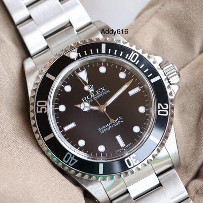 FSOT Rolex Submariner 14060M No Date P Serial