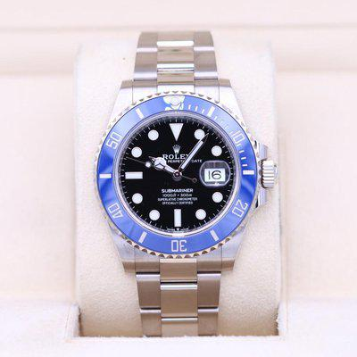 FSOT: Rolex Submariner Date 41mm 126619 White Gold – 2021 Box & Papers