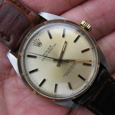 FS: Vintage Rolex Oyster Perpetual 6565