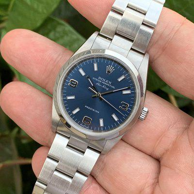 [WTS] Rolex Oyster Perpetual Air-King 14000