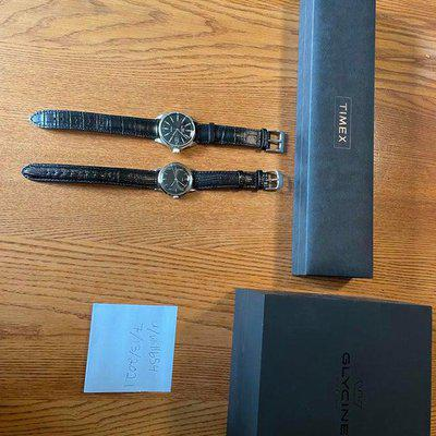 [WTS] Glycine Combat 6 36mm and Timex Marlin Blackout Edition
