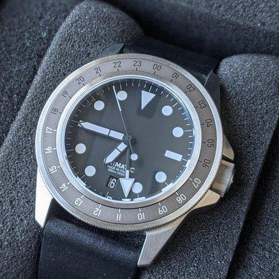 FS: Unimatic Modello Uno U1-HGMT Limited Edition For HODINKEE, Full Kit Box and Papers