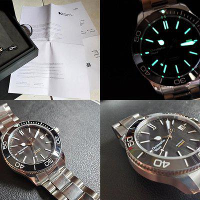 [WTS] Christopher Ward C60 Trident Pro 600 (Under Warranty), US$499 [Repost] [Price Reduced x 2]
