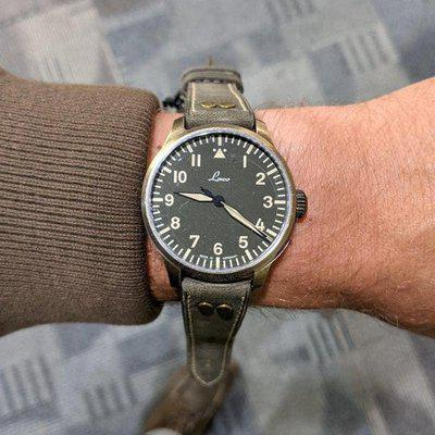 [WTS] Limited Edition Laco Augsburg Oliv - $450
