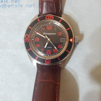 [WTS] Vostok Komandirskie 030786. 200 meters WR. Only $80 with US shipping!