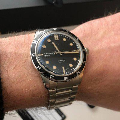 [WTS] Christopher Ward C65 Trident Automatic Black