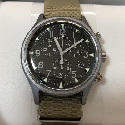 SOLD - Timex tw2t10700 chronograph, $30 shipped
