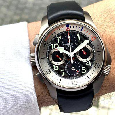 FS: Girard Perregaux BMW Oracle Racing Limited Edition 750 Pieces 43mm